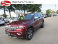 Used 2020 Jeep Grand Cherokee Limited in Gaithersburg