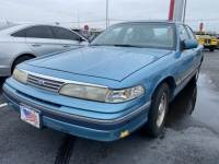 Used 1993 Ford Crown Victoria For Sale at Jim Johnson Hyundai | VIN: 2FALP74W0PX109558