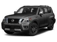 Used 2019 Nissan Armada Platinum SUV