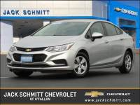 Pre-Owned 2018 Chevrolet Cruze LS VIN 1G1BC5SMXJ7183602 Stock Number 13540P