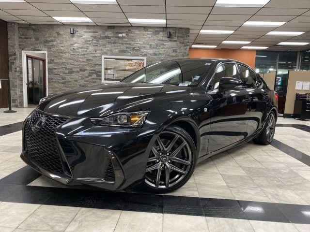 Photo 2017 Lexus IS IS 300 F Sport