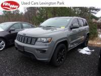 Certified Used 2019 Jeep Grand Cherokee Altitude in Gaithersburg