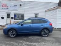 2016 Subaru Crosstrek 2.0i Limited PZEV CVT