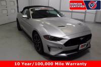 Used 2019 Ford Mustang For Sale at Duncan Hyundai | VIN: 1FATP8FF7K5182083