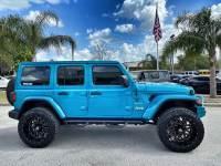Used 2020 Jeep Wrangler Unlimited BIKINI TURBO SAHARA*HARDTOP*LEATHER*NAV*ALPINE