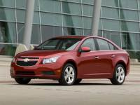 Pre-Owned 2012 Chevrolet Cruze Sedan 1LT