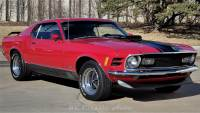 1970 Ford Mustang Mach1 428 CobraJet with Automatic