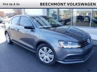 Used 2017 Volkswagen Jetta 1.4T S in Cincinnati, OH