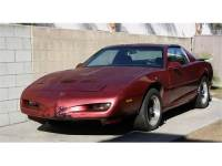 1992 Pontiac Firebird TA