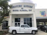 1997 Dodge Ram 1500, 1 OWNER, 8 cylinder, tonneau cover, no accidents