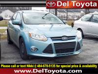 Used 2012 Ford Focus SE For Sale in Thorndale, PA | Near West Chester, Malvern, Coatesville, & Downingtown, PA | VIN: 1FAHP3K28CL351939