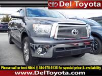 Used 2012 Toyota Tundra 4WD Truck LTD For Sale in Thorndale, PA | Near West Chester, Malvern, Coatesville, & Downingtown, PA | VIN: 5TFHY5F11CX236385