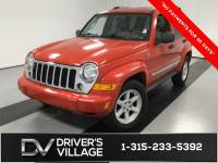 Used 2005 Jeep Liberty For Sale at Burdick Nissan | VIN: 1J4GL58K75W544700