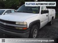 Pre-Owned 2002 Chevrolet Silverado 2500 Pickup