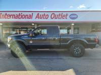 2011 Ford F-250 Super Duty Lariat 4dr EXT Cab 4X4-DIESEL for sale in Cincinnati OH
