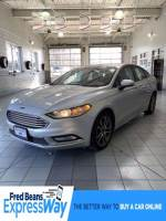 Used 2017 Ford Fusion S For Sale in Doylestown PA   3FA6P0G71HR297886