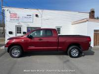 2009 Toyota Tundra SR5 4.7L Double Cab 4WD 5-Speed Automatic