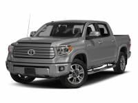 Used 2017 Toyota Tundra 4WD Platinum CrewMax 5.5' Bed 5.7L FFV