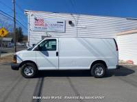 2012 Chevrolet Express 2500 Cargo 6-Speed Automatic