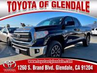 Used 2014 Toyota Tundra for Sale at Dealer Near Me Los Angeles Burbank Glendale CA Toyota of Glendale | VIN: 5TFUY5F13EX395037