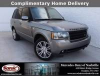 2010 Land Rover Range Rover HSE LUX in Franklin