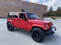 Used 2014 Jeep Wrangler Unlimited For Sale at Paul Sevag Motors, Inc. | VIN: 1C4BJWEG8EL303323