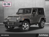 2017 Jeep Wrangler JK Sahara 4x4