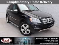 2010 Mercedes-Benz M-Class ML 350 in Franklin