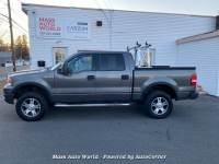 2005 Ford F-150 FX4 SuperCrew 4WD 4-Speed Automatic