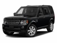 2016 Land Rover LR4 - Land Rover dealer in Amarillo TX – Used Land Rover dealership serving Dumas Lubbock Plainview Pampa TX