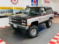 1989 Chevrolet Blazer - K5 4X4 - BRAND NEW LIFT KIT - SUPER CLEAN - SEE VIDEO -