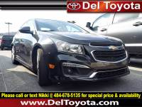 Used 2015 Chevrolet Cruze LTZ For Sale in Thorndale, PA | Near West Chester, Malvern, Coatesville, & Downingtown, PA | VIN: 1G1PG5SB9F7157024