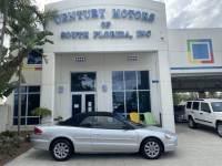 2005 Chrysler Sebring Conv Touring, power top, v6, leather, VERY LOW MILES