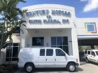 2007 Ford Econoline Cargo Van Commercial, CERTIFIED, V8, 2 owner, shelving