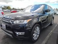 2017 Land Rover Range Rover Sport 3.0L V6 Turbocharged Diesel SE Td6 SUV XSE serving Oakland, CA