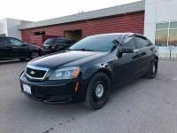 2013 Chevrolet Caprice V8 Police Patrol Vehicle