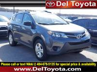 Used 2014 Toyota RAV4 LE For Sale in Thorndale, PA | Near West Chester, Malvern, Coatesville, & Downingtown, PA | VIN: JTMBFREV6ED053415