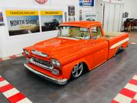 1959 Chevrolet Pickup - PRO TOURING - LS3 ENGINE - AIR RIDE - A/C - SEE VIDEO -