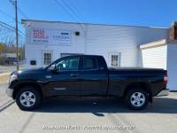 2014 Toyota Tundra SR5 5.7L V8 Double Cab 4WD 6-Speed Automatic