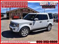 2016 Land Rover LR4 HSE - Land Rover dealer in Amarillo TX – Used Land Rover dealership serving Dumas Lubbock Plainview Pampa TX