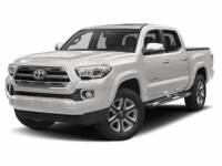Used 2018 Toyota Tacoma Limited Double Cab 5' Bed V6 4x2 AT