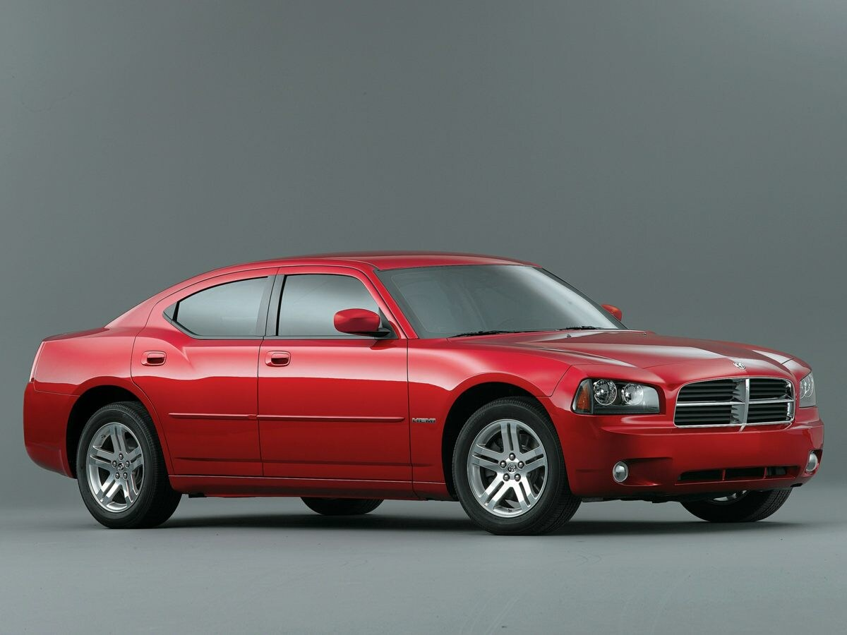 Photo 2007 Dodge Charger RT Sedan In Clermont, FL