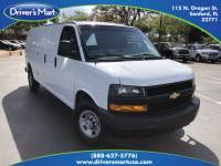 Used 2020 Chevrolet Express Cargo Van For Sale in Orlando, FL (With Photos) | Vin: 1GCWGBFP6L1161523