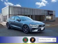 Certified Used 2019 Volvo S60 T6 R-Design in Osmium Gray For Sale in Somerville NJ   SB5187