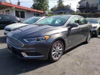2018 Ford Fusion Energi SE Luxury Sedan XSE serving Oakland, CA