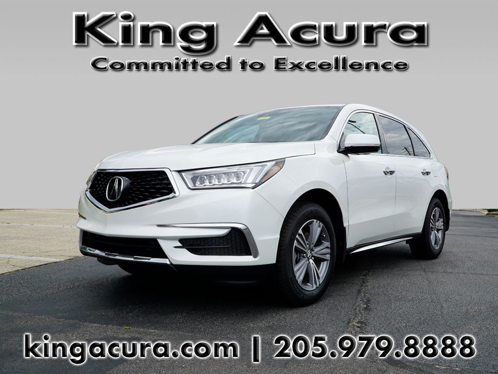 Photo Certified Pre-Owned 2020 Acura MDX FWD 7-Passenger for Sale in Hoover near Homewood, AL