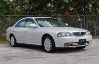 2004 Lincoln LS w/Appearance Pkg