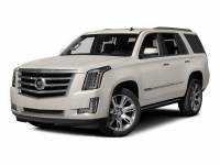 Pre-Owned 2015 Cadillac Escalade 4WD Platinum