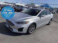 Used 2019 Ford Fusion SEL For Sale in Bakersfield near Delano | 3FA6P0CD5KR236642