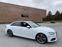 Used 2018 Audi S4 For Sale at Paul Sevag Motors, Inc. | VIN: WAUC4BF41JA113410